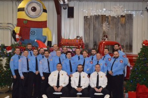 Urbana-Polk Township Fire Department 2017